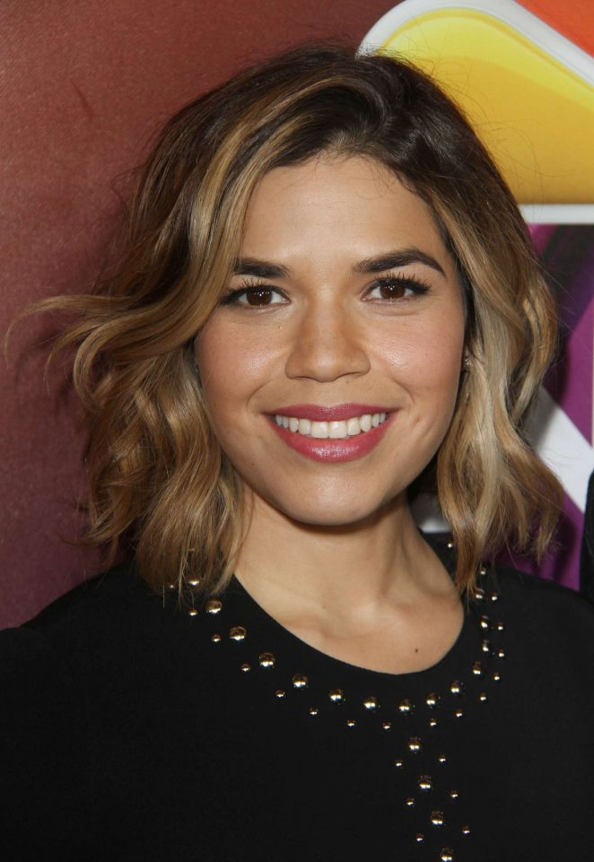 America Ferrera - 2017 NBCUniversal Winter Press Tour in Pasadena