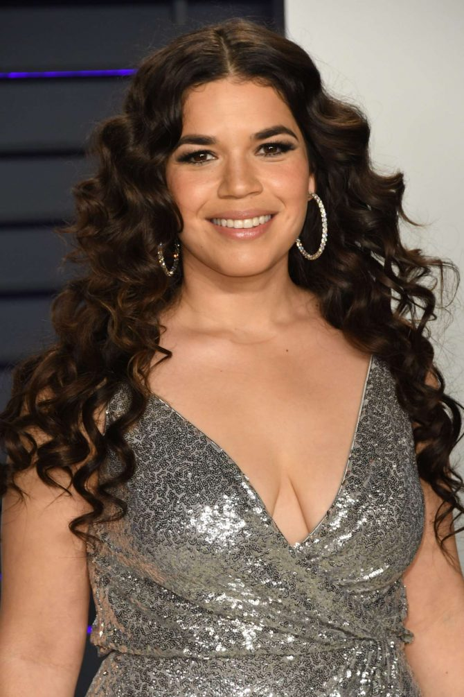 America Ferrera - 2019 Vanity Fair Oscar Party in Beverly Hills