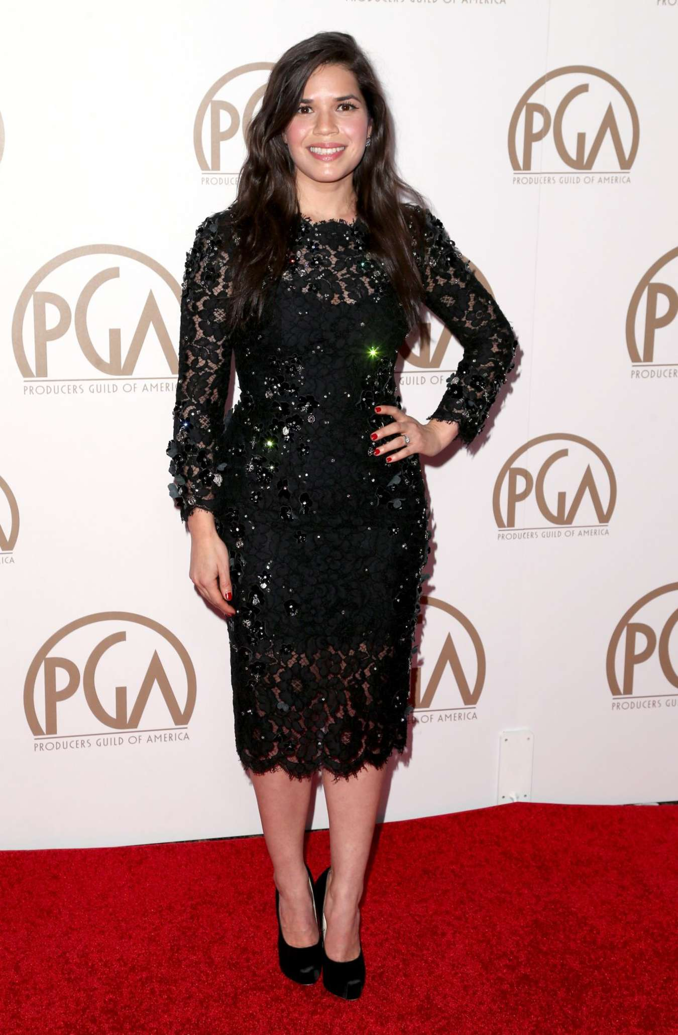 America Ferrera - 2015 Producers Guild Of America Awards