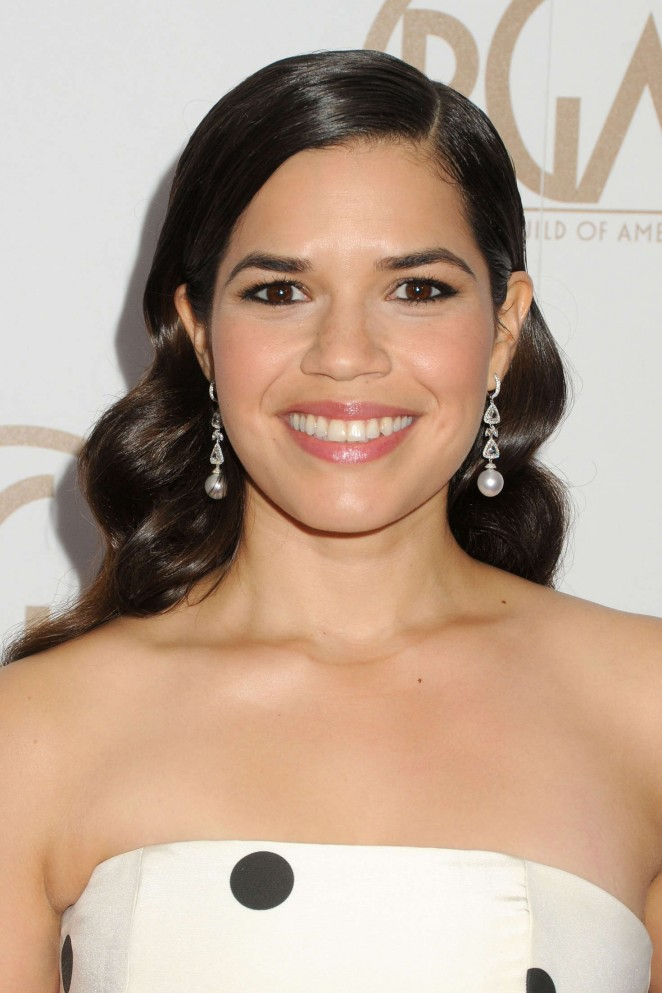 America Ferrera - 2016 Producers Guild of America Awards in Century City
