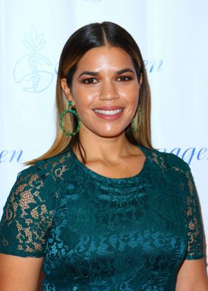 America Ferrera - 32nd Annual Imagen Awards in Los Angeles