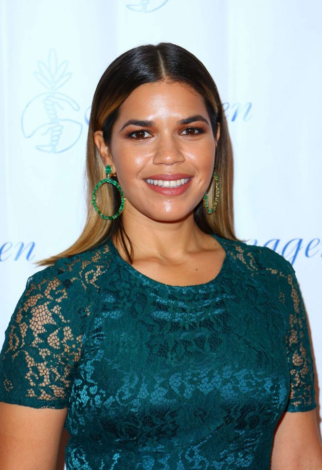 America Ferrera - 32nd Annual Imagen Awards in Los Angeles