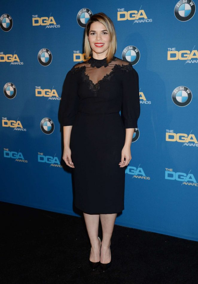America Ferrera - 69th DGA Awards in Beverly Hills