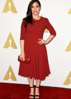 America Ferrera - 2015 Academy Awards Nominee Luncheon in Beverly Hills