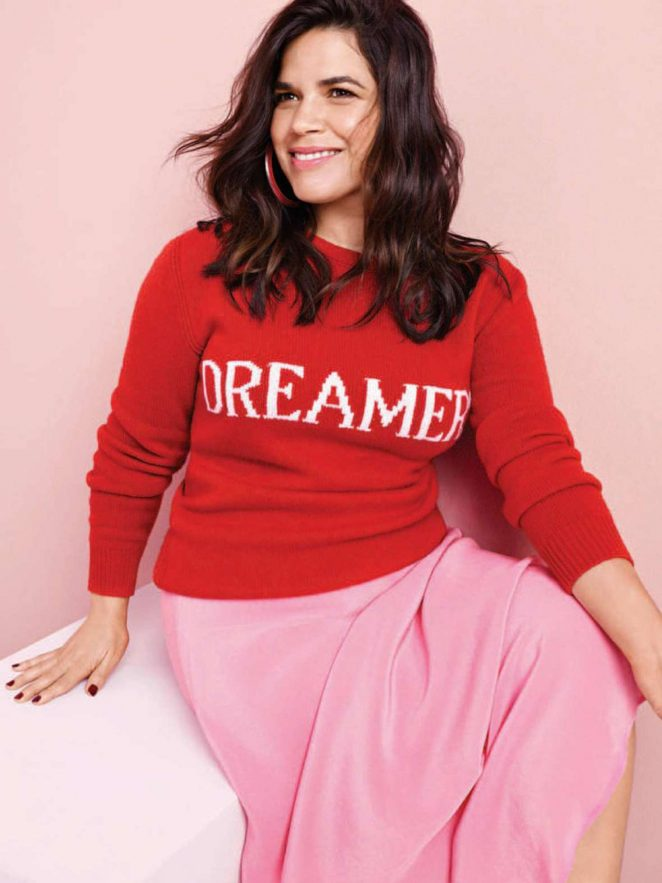 America Ferrera - Health Magazine (December 2018)