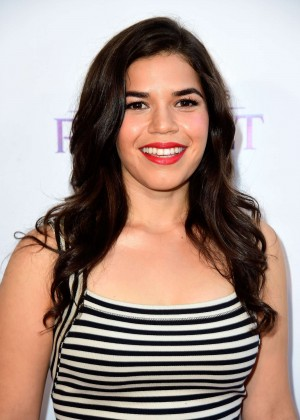America Ferrera - 'The Prophet' Premiere in Los Angeles