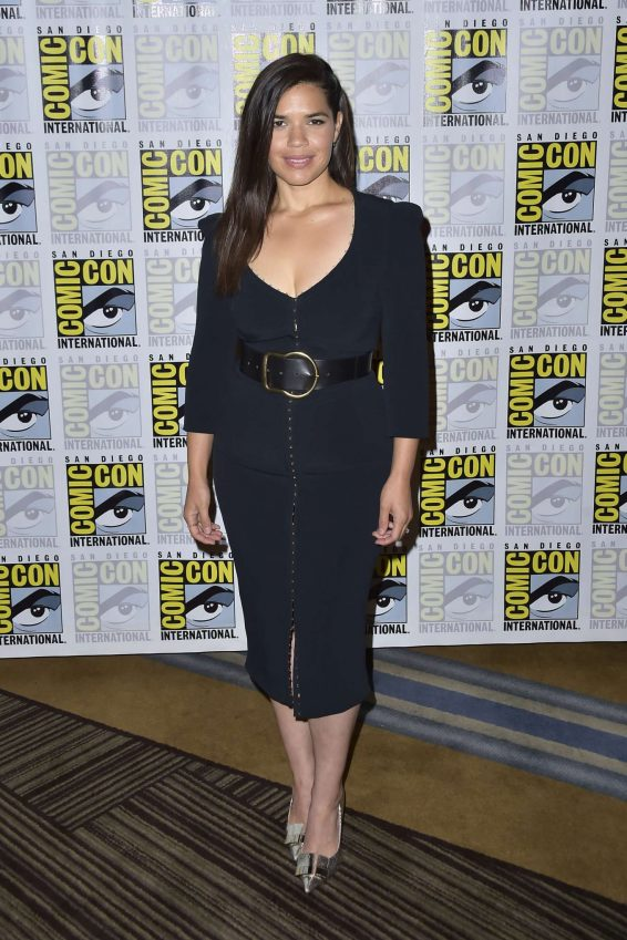 America Ferrera - 'Superstore' Photocall at San Diego Comic Con 2019