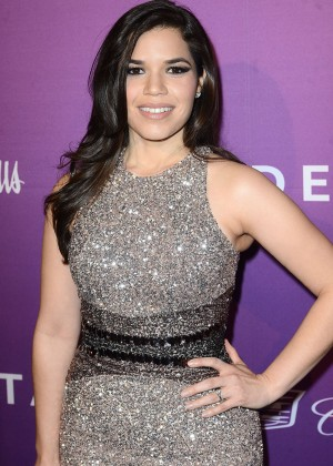 America Ferrera - The Hollywood Reporter's 2015 Nominees Night in LA