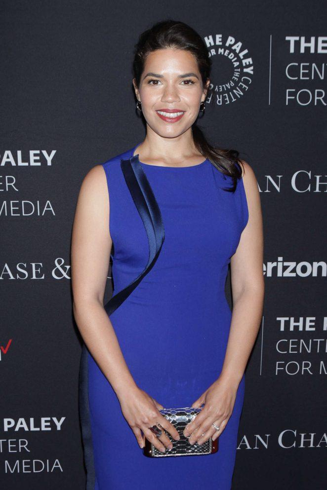 America Ferrera - Tribute to Hispanic Achievements in Television 2016 in NY