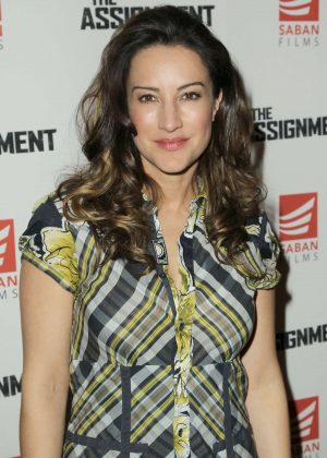 America Olivo - 'The Assignment' Screening in New York