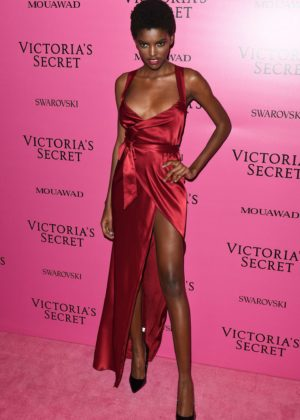 Amilna Estevao - 2017 Victoria's Secret Fashion Show After Party in Shanghai