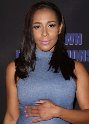 Amina Buddafly - Freestyle Releasing 'Meet The Blacks' Premiere in Hollywood