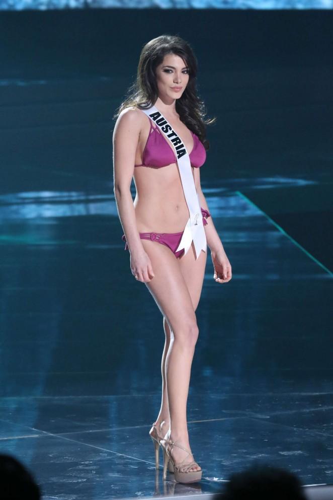 Amina Dagi - Miss Universe 2015 Preliminary Round in Las Vegas