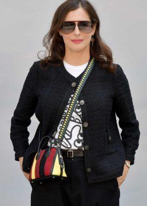 Amira Casar - Chanel Haute Couture Show 2019 in Paris