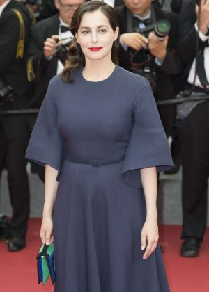 Amira Casar - 'The Double Lover' Premiere at 70th Cannes Film Festival