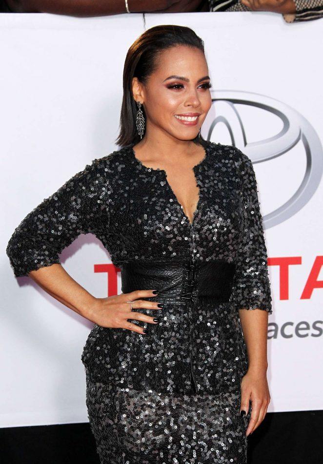 Amirah Vann - 49th NAACP Image Awards in Pasadena