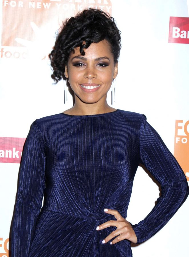 Amirah Vann - Food Bank for New York City's Can Do Awards Dinner in NY