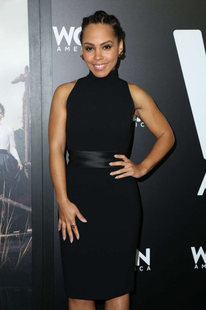 Amirah Vann - 'Underground' and 'Outsiders' Premiere Event in Pasadena