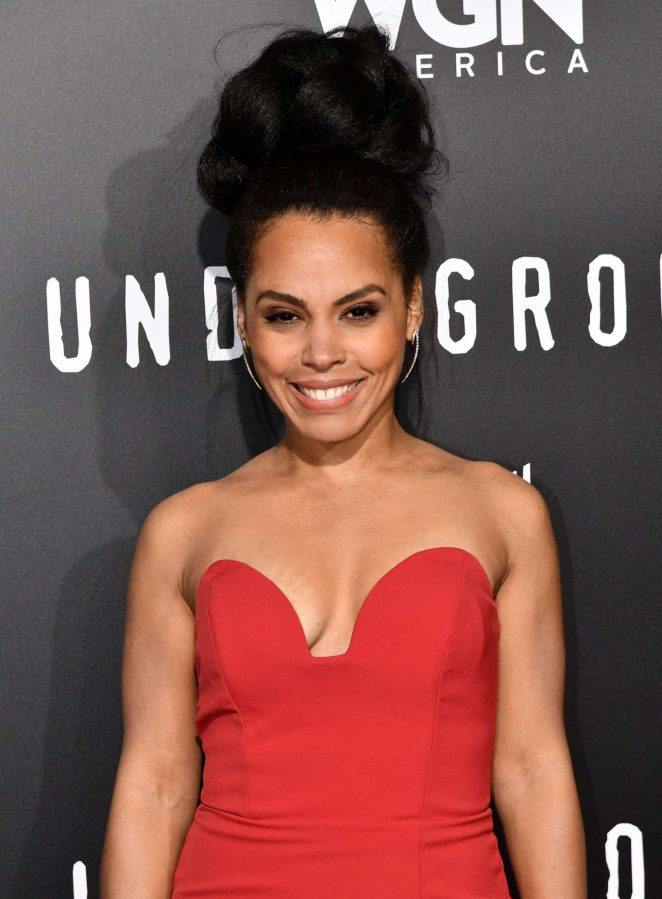 Amirah Vann - 'Underground' TV Series Season 2 Premiere in LA