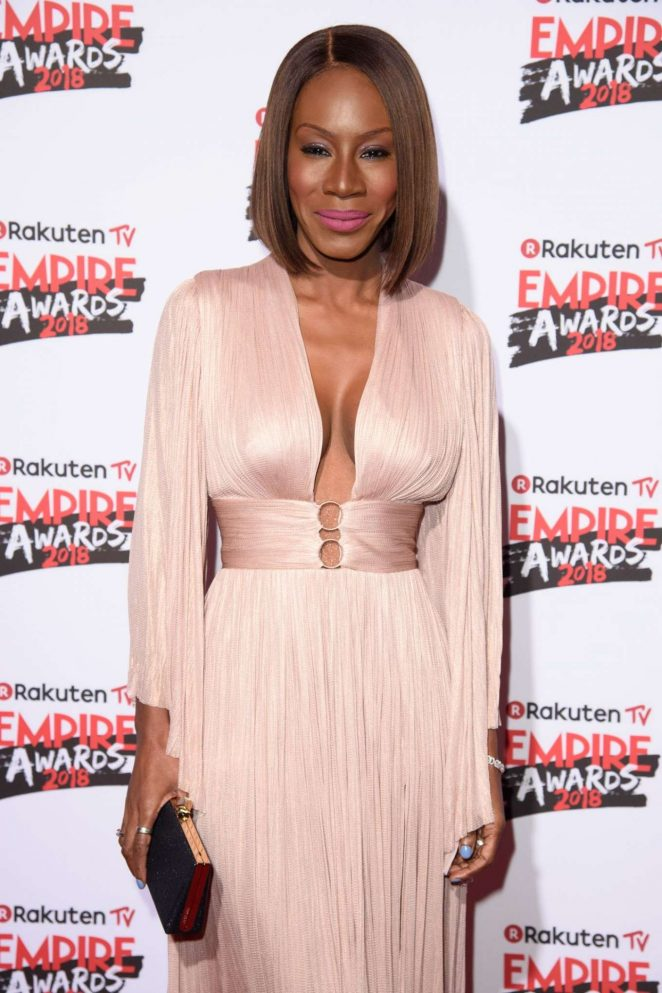 Amma Asante - 2018 Empire Film Awards in London