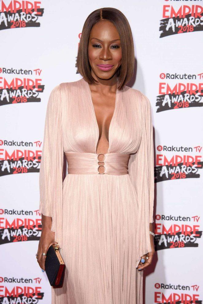 Amma Asante - 2018 Empire Film Awards in London