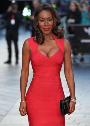 Amma Asante - BFI London Film Festival Opening Night Gala in London