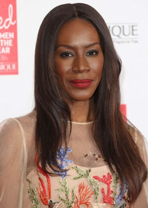Amma Asante - Red Women of the Year Awards 2016 in London