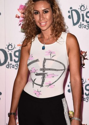 Ampika Pickston - 'Digby Dragon' Premiere in London