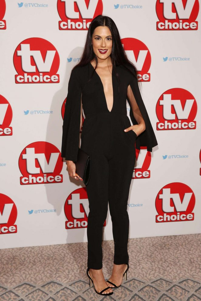 Amrit Maghera - 2016 TV Choice Awards in London