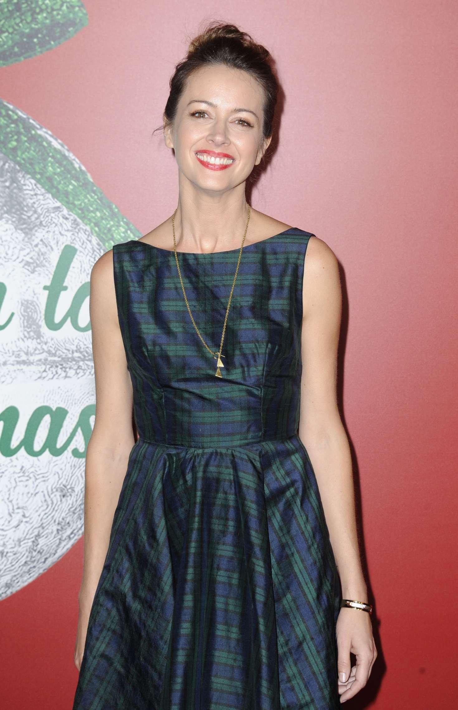 Amy Acker - 'Nutcracker Christmas' Premiere in LA
