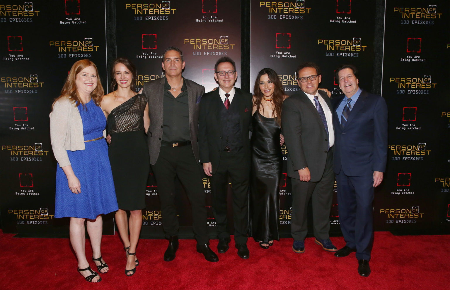 Amy Acker: Person Of Interest 100th Episode Celebration -06 | GotCeleb