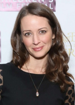 "Amy Acker - ""Tinker Bell and the Legend of the NeverBeast"" Screening in NYC"