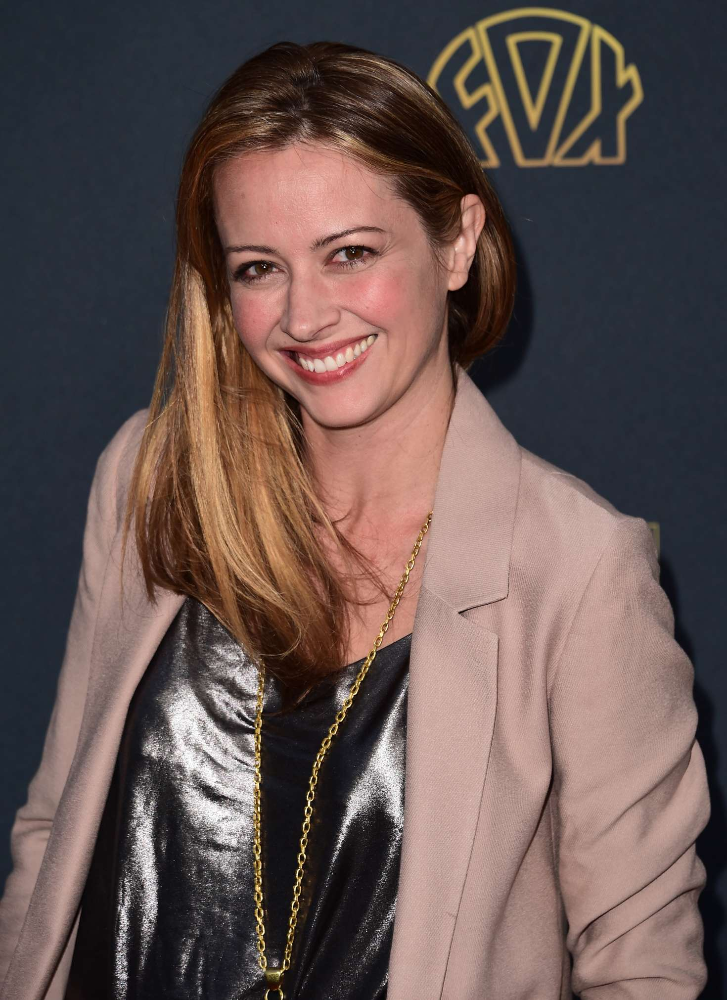 Amy Acker - Twentieth Century Fox Television Screening Gala in LA
