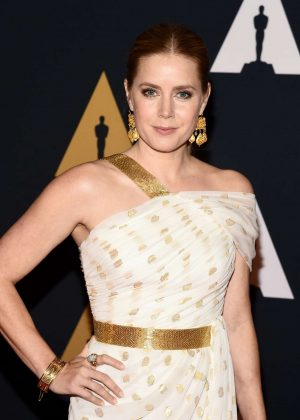 Amy Adams - 2016 Governors Awards in Hollywood