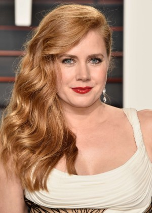 Amy Adams - 2016 Vanity Fair Oscar Party in Beverly Hills