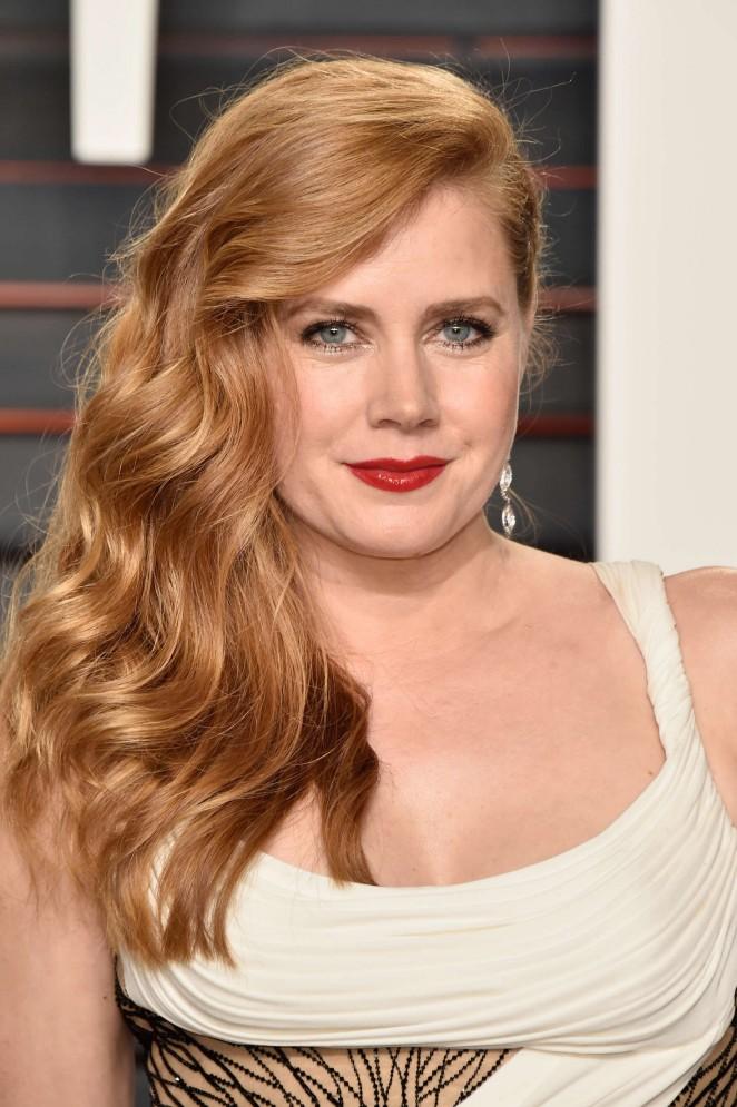 Amy Adams - 2016 Vanity Fair Oscar Party in Beverly Hills