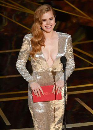 Amy Adams - 2017 Academy Awards in Hollywood