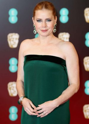 Amy Adams - 2017 British Academy Film Awards in London