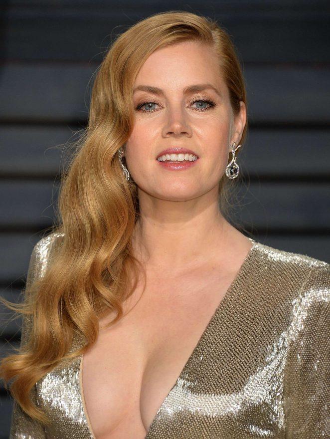 Amy Adams: 2017 Vanity Fair Oscar Party -06