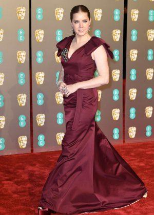 Amy Adams - 2019 British Academy Film Awards in London