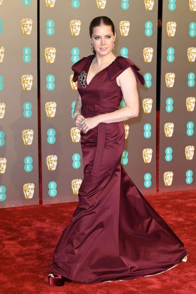 Amy Adams – 2019 British Academy Film Awards in London
