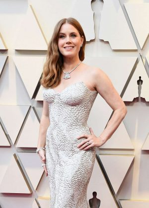 Amy Adams - 2019 Oscars in Los Angeles