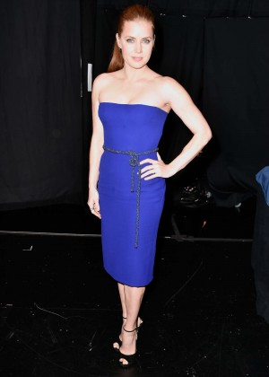 Amy Adams - 41st Annual People's Choice Awards in LA