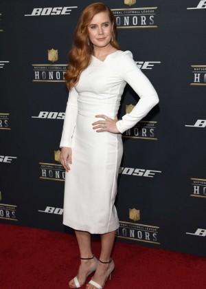 Amy Adams – 5th Annual NFL Honors in San Francisco  Amy Adams