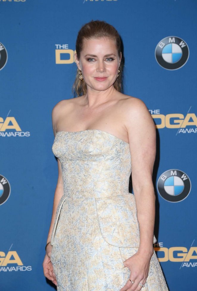 Amy Adams - 69th DGA Awards in Beverly Hills