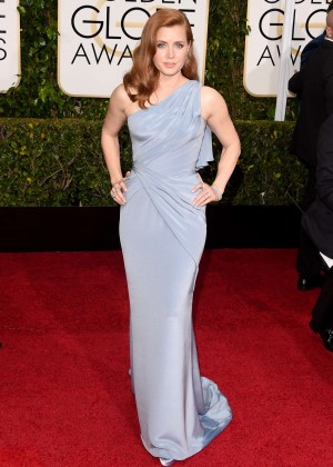 Amy Adams - 2015 Golden Globe Awards in Beverly Hills