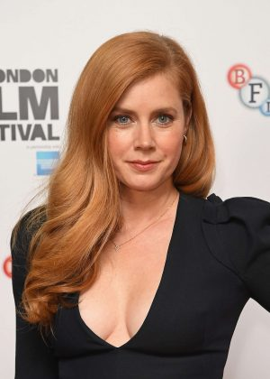 Amy Adams - 'Arrival' Photocall at 60th BFI London Film Festival in London