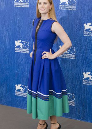 Amy Adams - 'Arrival' Photocall at 73rd Venice Film Festival in Italy