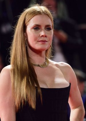 Amy Adams - 'Arrival' Premiere at 73rd Venice Film ...