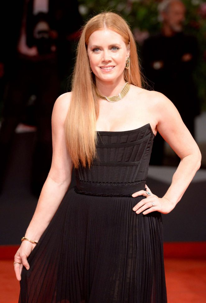 Amy Adams - 'Arrival' Premiere at 73rd Venice Film Festival in Italy